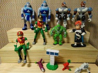 DC Comics Action Figures Mix Lot12