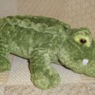 Mary Meyer Wiggly Gator Soft Stuffed Baby Alligator Toy