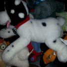 102 Dalmations Domino Stuffed Plush Disney World Dog