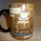 Paula Joerling Essentials Coffee TEA LATTE Mug 10 Oz Fun Ceramic Cup Mug 2006
