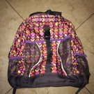 the childrens place pink Heart print backpack school hiking travel