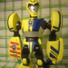 2007 BUMBLEBEE TRANSFORMER ROBOT POWER BOLT STREET PATROL TALKING ACTION FIGURE