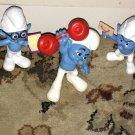 Toy Smurfs Figures