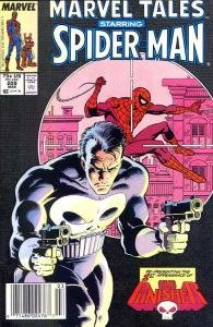 Amazing spiderman Reprints 1st punisher