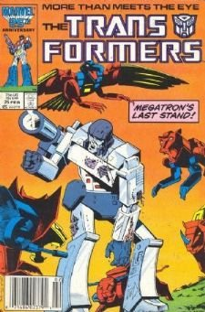 Marvel Transformers # 25 Generation 1 Original Series