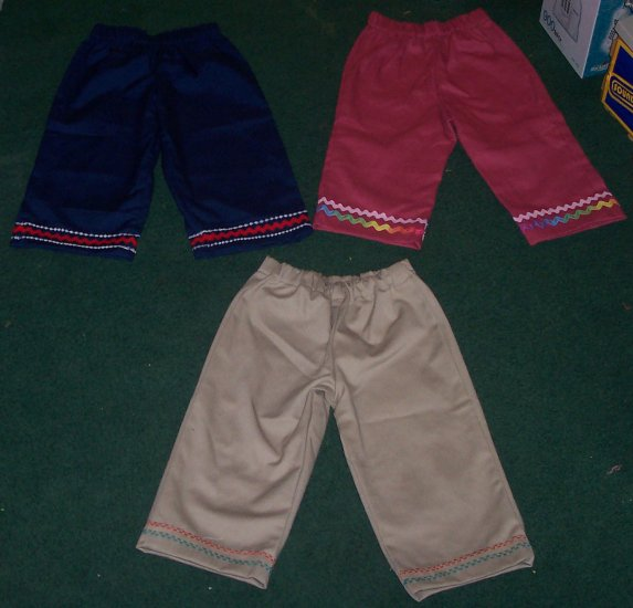 Lot of Girls Pants Size 12 to 18 months
