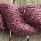 Hand Dyed Yarn - Old Roses - Baby Alpaca/Silk - Fingering Yarn 100gr