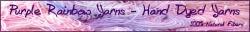 Purple Rainbow Yarns