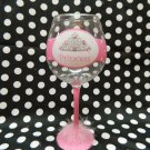 Princess Wineglass