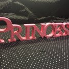 Princess Decorative Word Cut-Out