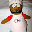 CHEF SOUTH PARK PLUSH TOY DOLL FIGURE