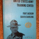 ARMY Training Center Fort Jackson S.C., Company B 3rd Bn 1st Bde 1975