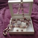 Pearls & Necklace Set