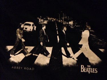 The Beatles Abbey Road t shirt Medium punk rock emo retro