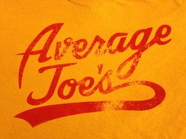 Average joes dodgeball movie t shirt XL film funny humor punk rock emo tee