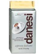 DANESI GOLD ESPRESSO GROUND COFFEE 8.8 OZ PACKET