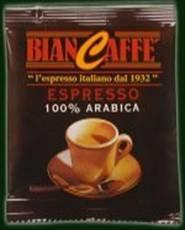 100 BIANCAFFE ARABICA ESPRESSO ESE PODS - with kit