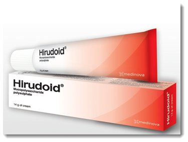 10g HIRUDOID CREAM FOR SCARS BRUISES VARICOSE VEIN SKIN ANTI INFLAMMATION BURNS
