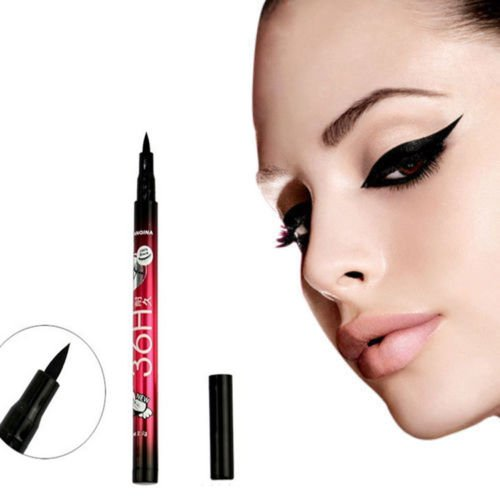Pro Waterproof Liquid Beauty Comestics Black Eyeliner Eye Liner Pencil New Hot