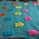 school of fishes child blanket