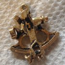 NAUTICAL SEXTANT CHARM HIS LORDSHIP PROD.  marked HLP