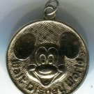 WALT DISNEY WORLD (ORLANDO, FL) MICKEY MOUSE CHARM / GOLD VERMEIL OVER STERLING