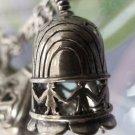 BELL CHARM or PENDANT :  silver : WONDERFUL BELL TONE : CHILDREN