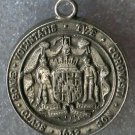 vintage STERLING CHARM : STATE SEAL OF MARYLAND