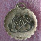 Vintage Beau B Sterling Charm - Mother