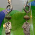 Shepards Hook Earrings: Unique Tribal Or Southwestern Style