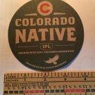 Beer Coaster - Colorado Native Lager