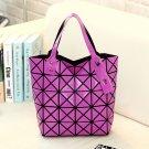 Issey Miyake Bao Bao Hand Shoulder Bag - Purple