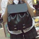 Double Strap Vintage Schoolgirl Style School Bag Backpack