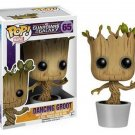 Funko POP Guardians Of the Galaxy Dancing Baby Groot 10cm Vinyl Potted Tree Man Pvc Figuras KId Toys