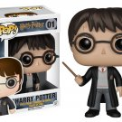 FUNKO POP 10cm Harry Potter Action Figure Bobble Head Q Edition New Box Collectible Vinyl