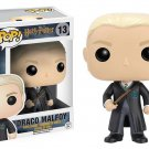 FUNKO POP 10cm Harry Potter Draco Malfoy Action Figure Bobble Head Box Collectible Vinyl