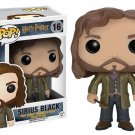 FUNKO POP 10cm Harry Potter Sirius Black Action Figure Bobble Head Box Collectible Vinyl