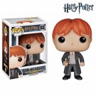 FUNKO POP 10cm Harry Potter Ron Weasley Action Figure Bobble Head Box Collectible Vinyl