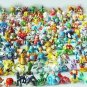 2017 1Pcs Pokeball + 1pcs Random Pokemon Tiny Figures Inside Anime Action & Toy Figures for Children