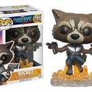 Funko POP Guardians of the Galaxy Vol. 2 Flying Rocket Raccoon 10cm Vinyl Pvc Toy Figure
