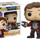 Funko POP Guardians of the Galaxy Vol. 2 Star Lord 10cm Vinyl Pvc Toy Figure