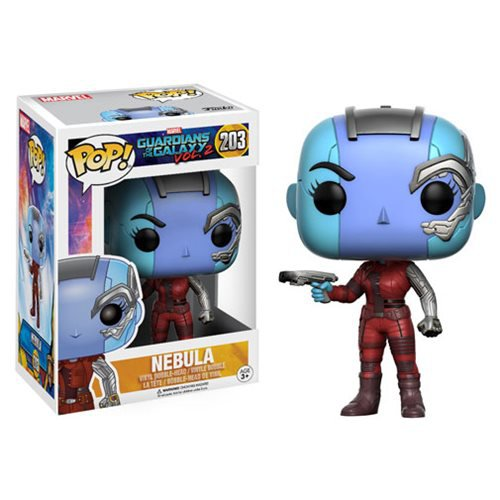 Funko POP Guardians of the Galaxy Vol. 2 Nebula 10cm Vinyl Pvc Toy Figure