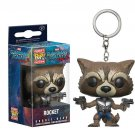 Funko POP Keychain Guardians of the Galaxy Vol. 2 Rocket Raccoon 5cm Vinyl Pvc