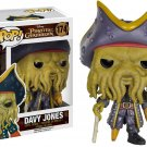 Funko POP Pirates of the Caribbean 5 Dead Men Tell No Tales Davy Jones Action Figure 10cm Vinyl