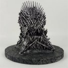 Game of Thrones Action Figure Sword Chair Toy Song of Ice and Fire The Iron Throne Desk Gift 17cm