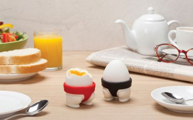 Peleg Design SUMO EGGS Egg 2 Cups Home Kitchen Gifts Office free ship