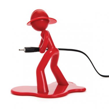 Peleg Design CHARGING CHARLIE Cable Holder  Home Kitchen Gifts Office free ship