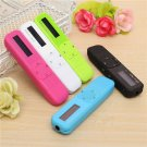 Mini 8GB USB MP3 Music Player LCD Screen FM Radio Voice Recorder Flash Drive Pen