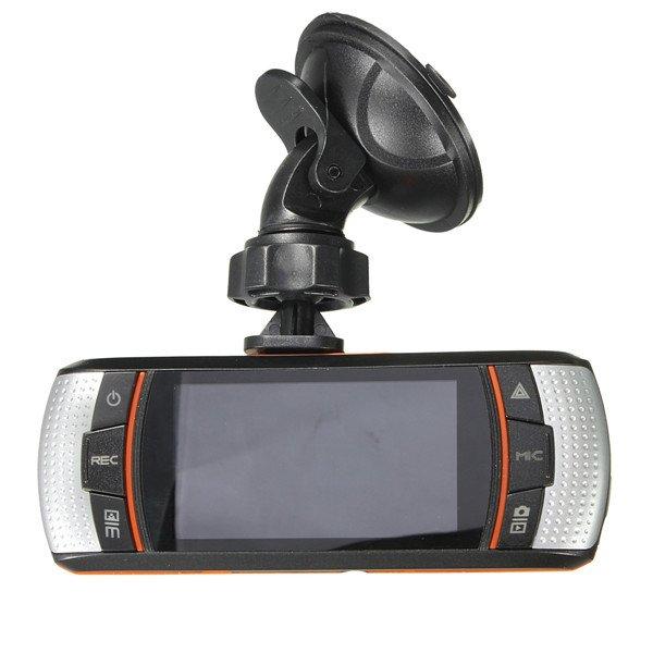 Full HD 1080P 2.7 Inch LCD Dual Lens Car DVR Camera Video Recorder 30FPS
