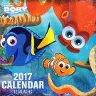 Disney Pixar - Finding Dory - 2017 Wall Calendar